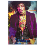 Experience Hendrix Best Of Jimi Hendrix Poster