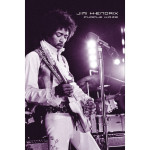 Jimi Hendrix Purple Haze Poster