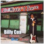 Billy Cox - Old School Blue Blues CD