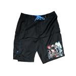 South Saturn Delta Black Board Shorts