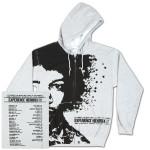 Experience Hendrix 2014 Grey Hoodie