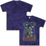 Jimi Hendrix Little Wing Tie-Dyed T-Shirt