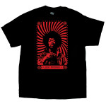 Jimi Hendrix Psychedelic T-Shirt