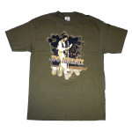 Jimi Hendrix Sound Waves T-Shirt