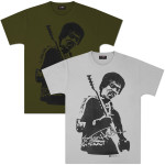 Jimi Hendrix Jumbo Photo T-shirt