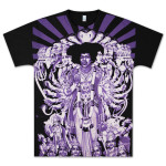 Jimi Hendrix Bold As Love T-Shirt