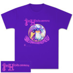 Jimi Hendrix: Are You Experienced Purple T-Shirt