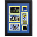 Jimmie Johnson EXCLUSIVE Framed 3-Time Champion Collectible