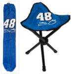 Jimmie Johnson #48 Camping Stool