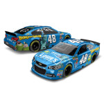 Jimmie Johnson #48 Lowes Monsters University 1:24 Scale Diecast HOTO