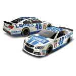 Jimmie Johnson #48 2014 Lowe's 1:24 Scale Diecast HOTO