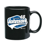 Jimmie Johnson- 2014  11 oz. Black Coffee Mug