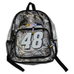 Jimmie Johnson-2014 Clear Back Pack