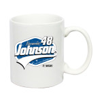 Jimmie Johnson- 2014  11 oz White Coffee Mug