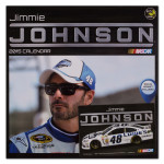 "Jimmie Johnson #48 2015 12""x 12"" Wall Calendar"