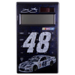 Jimmie Johnson #48 Lowe's Desktop Solar Calculator