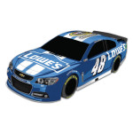 Jimmie Johnson #48 1:18 scale Lowe's Champion Plastic Car