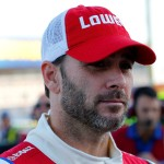Jimmie Johnson #48 2014 Lowe's Red Vest Hat
