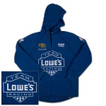 Jimmie Johnson #48 Lowes Sponsor Fleece Jacket