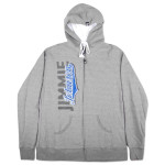 Jimmie Johnson #48 Ladies Vintage Full Zip Fleece Hoodie