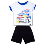 Jimmie Johnson #48 Boys Tactical Short/T-shirt Set