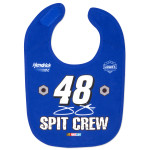 Jimmie Johnson - Spit Crew All Pro Baby Bib