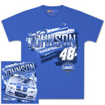 Jimmie Johnson #48 Lowe's Chassis T-shirt