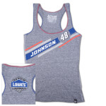 Jimmie Johnson #48 Lowe's Ladies Tailgate Tank