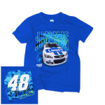 Jimmie Johnson - 2014 Chase Authentics Lowe's Youth Showtime Tee