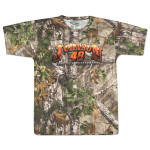 Chase Authentics Jimmie Johnson Adult Realtree Camo Tee