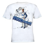 Jimmie Johnson #48 - Lowe's #BOOMconfetti T-shirt