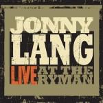 Jonny Lang - Live At The Ryman CD