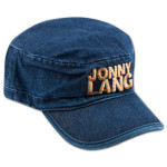 Jonny Lang Military Denim Cap
