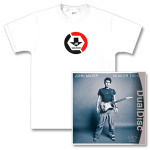 John Mayer - DualDisc Shirt Package