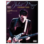 John Mayer Legendary Licks Softcover with CD - TAB