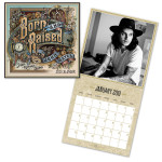 John Mayer 2013 Born and Raised Wall Calendar
