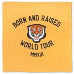 Born and Raised Tiger Bandana