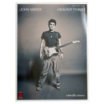 John Mayer Heavier Things Piano/Vocal/Guitar Songbook