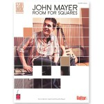 John Mayer Room For Squares Play-It-Like-It-Is Guitar Tab Book