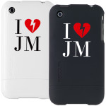 John Mayer Incase Slider I <3 JM  iPhone Case