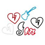 John Mayer Logo Rubber Bracelet Bands (2 Packs)