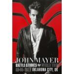 3/5/2010 Oklahoma City, OK Battle Studies John Mayer Tour Poster