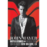 3/10/2010 New Orleans, LA John Mayer Poster