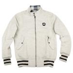 Reigning Champ Herringbone Fleece Barracuda Jacket