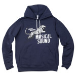 Musical Sound Tiger Hoodie