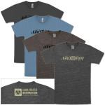John Mayer Ambigram Unisex Tour T-shirt