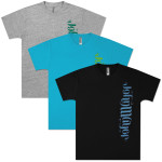 John Mayer Vertical Ambigram Tee