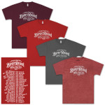 Born and Raised  Tour T-shirt