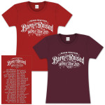 Women's 2013 Tour T-shirt