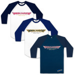 Wings Baseball Raglan